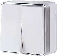 Выключатель Werkel Gallant WL15-03-01 / a036762 (белый) -