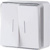 Выключатель Werkel Gallant WL15-03-03 (белый) -