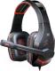 Наушники-гарнитура Defender Excidium / 64540 (черный/красный) -