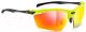 Очки солнцезащитные Rudy Project Agon / SP294076-NNI2 (Yellow Fluo Gloss/MLS Orange) -