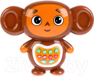 Развивающая игрушка Умка Чебурашка-сказочник. Союзмультфильм / STORY-CHEBURASHKA