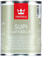 Масло для древесины Tikkurila Супи для пола (900мл) -