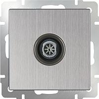 Розетка Werkel WL02-TV / a040408 (глянцевый никель) -