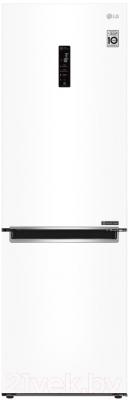 Холодильник с морозильником LG DoorCоoling+ GA-B459MQQZ