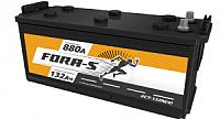 Автомобильный аккумулятор Fora-S Евро 3 (132 А/ч) -