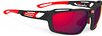 Очки солнцезащитные Rudy Project Sintryx / SP496219-0000 (Carbonium/Polar3FX HDR MLS Red) -