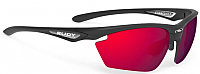 Очки солнцезащитные Rudy Project Stratofly / SP233806-0002 (Black Matt/MLS Red) -