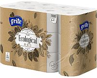 Туалетная бумага Grite Ecological (24рул) -