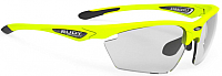 Очки солнцезащитные Rudy Project Stratofly / SP237376-0000 (Yellow Fluo Gloss/ImpX2 Black) -