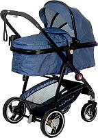 Детская универсальная коляска Babyhit Winger (Blue) -