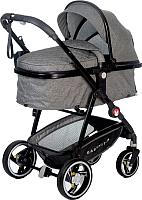 Детская универсальная коляска Babyhit Winger (Grey) -