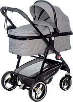 Детская универсальная коляска Babyhit Winger (Light Grey) -