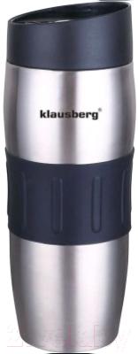 Термокружка Klausberg КВ-7100 (черный)