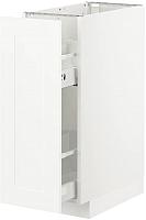 Шкаф карго Ikea Метод 793.004.49 -