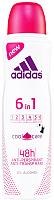 Антиперспирант-спрей Adidas Cool&Care 6 в 1 48ч для женщин (150мл) -