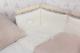 Комплект постельный в кроватку Perina Лошадка Mini / ЛМ4-01.2 -