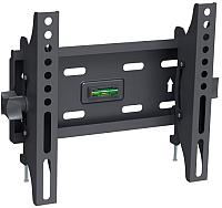 Кронштейн для телевизора MasterKron PLN08-22T (черный) -