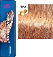Крем-краска для волос Wella Professionals Koleston Perfect ME+ 9/00 (очень светлый блонд натуральный интенсивный) -
