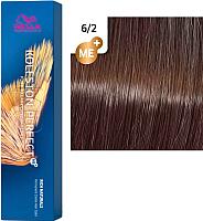 Крем-краска для волос Wella Professionals Koleston Perfect ME+ 6/2 (калифорнийская секвойя) -