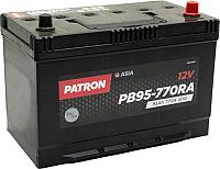 Автомобильный аккумулятор Patron Asia PB95-770RA (95 А/ч) -