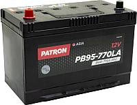 Автомобильный аккумулятор Patron Asia PB95-770LA (95 А/ч) -