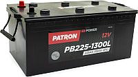 Автомобильный аккумулятор Patron Power PB225-1300L (225 А/ч) -
