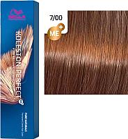Крем-краска для волос Wella Professionals Koleston Perfect ME+ 7/00 (блонд натуральный интенсивный) -