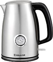 Электрочайник Brayer BR1022 (нержавеющая сталь) -