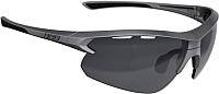 Очки солнцезащитные BBB Impulse Matt Smoke Flash-Mirror PC / BSG-52 (Metal/желтый Clear Brille) -
