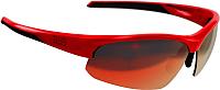 Очки солнцезащитные BBB Impress Glossy MLC / BSG-58 (красный/желтый Clear Brille) -