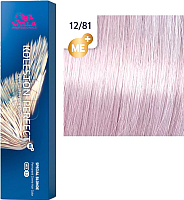 Крем-краска для волос Wella Professionals Koleston Perfect ME+ 12/81 (белое золото) -