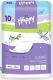 Набор пеленок одноразовых детских Bella Baby Happy Classic 90x60 (10шт) -