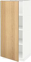 Шкаф-полупенал кухонный Ikea Метод 792.256.43 -