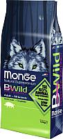 Корм для собак Monge BWild Adult All Breeds Wild Boar (7.5кг) -