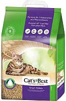 Наполнитель для туалета Cat's Best Smart Pellets (20л) -