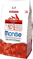 Корм для собак Monge Speciality Adult All Breeds Lamb&Rice (2.5кг) -