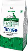 Корм для собак Monge Daily Maxi Adult Rich in Chicken (15кг) -