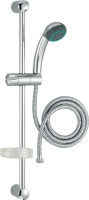 Душевой гарнитур Jacob Delafon Basic 1 E14325-CP -
