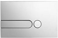 Кнопка для инсталляции Jacob Delafon E4326-38R (хром/велюр) -