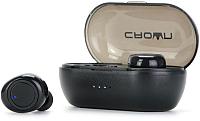 Беспроводные наушники Crown CMTWS-5001 (черный) -