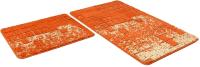 Набор ковриков Shahintex Vintage 60x100/60x50 (терракотовый) -