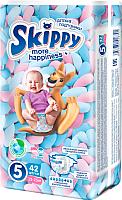 Подгузники детские Skippy More Happiness Plus 5 (42шт) -