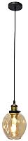 Потолочный светильник Kinklight Нисса 07512-1А.33 (медовый) -