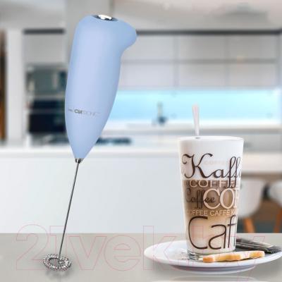 Вспениватель молока Clatronic MS 3089 (синий)