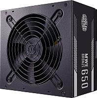 Блок питания для компьютера Cooler Master MWE 650 Bronze (MPE-6501-ACAAB-EU) -