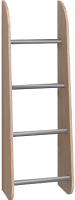 Лестница для кровати Глазов Калейдоскоп 1 (дуб отбеленный) -