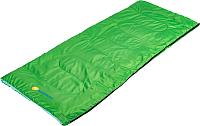 Спальный мешок Sundays ZC-SB001 (зеленый) -