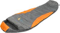 Спальный мешок Sundays ZC-SB019 (темно-серый/желтый) -
