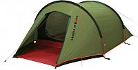 Палатка High Peak Kite 2 / 10188 (зеленый/красный) -