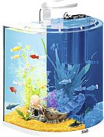 Аквариумный набор Tetra AquaArt Explorer LED Trop / 711207/255999 (белый) -